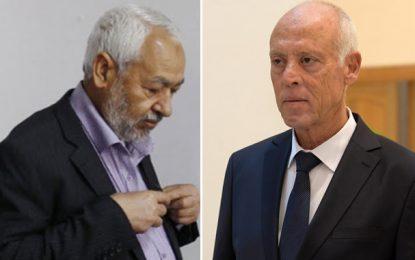 Quand Ghannouchi poursuit ses provocations à l'endroit de Saïed