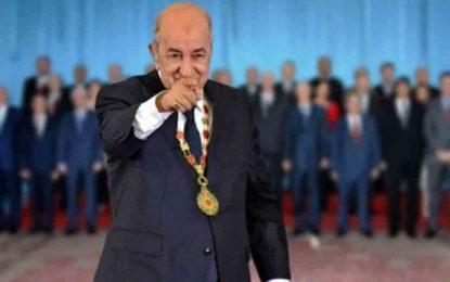 Algérie : la feuille de route présidentielle de Tebboune