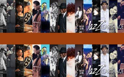 Programme de la 15e édition du Festival Jazz à Carthage