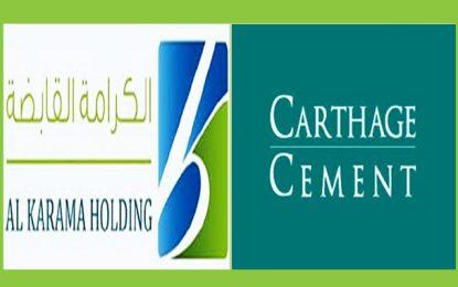 Appel à manifestation d'intérêts pour la cession d'un bloc majoritaire du capital de Carthage Cement
