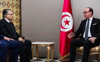 Nabil Karoui continue à solliciter Elyes Fakhfakh : «La situation actuelle ne nécessite pas une opposition»