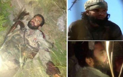 Parcours du terroriste Abou Sakhr Al-Zakmout, abattu  sur les hauteurs de Kasserine