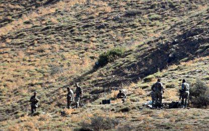 Découverte d'un camp terroriste sur les hauteurs de Kasserine, le 3e en deux semaines