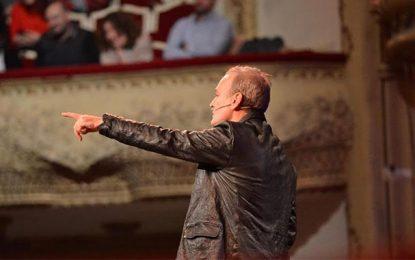 Festival du rire de Tunis : Laurent Baffie se pose des questions et rit de tout