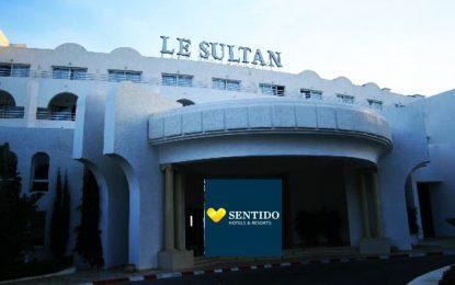 Hammamet-Nord : l'hôtel Le Sultan abandonne la marque Sentido