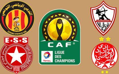 Ligue des champions africaine : dates et arbitres des quarts de finale