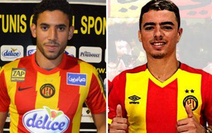 Ligue des champions : L'Espérance privée de Yacoubi, Ben Romdhane et Chetti en quart de finale retour