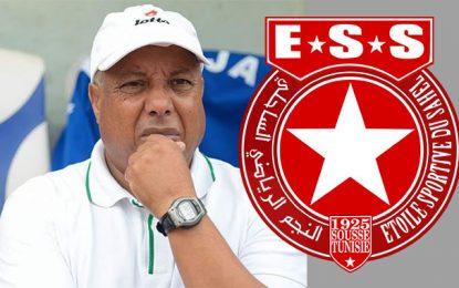 Le Marocain Mohamed Fakhir candidat pour entraîner l'Etoile du Sahel