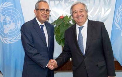 Rumeurs de rappel à Tunis de Moncef Baati, l'ambassadeur de la Tunisie à l'Onu