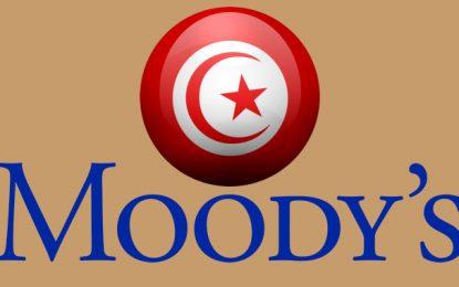 Moody's améliore les perspectives de la Tunisie de négatives à stables