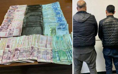 Mornag : Deux repris de justice arrêtés en possession de plus d'un kilo de drogue