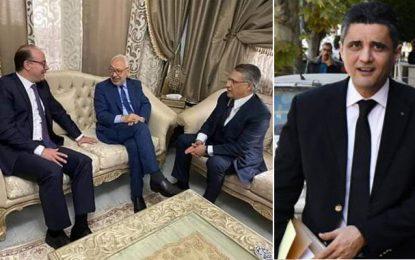 Nasfi : Après sa rencontre avec Ghannouchi et Karoui, Fakhfakh pourrait changer de position
