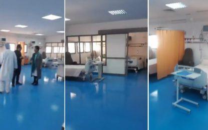 Tunisie : Le service de soins intensifs de cardiologie de la Rabta fait peau neuve (vidéo)