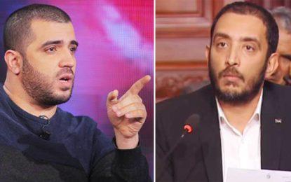 «Crêpage de chignons» entre les députés Yassine Ayari et Rached Khiari