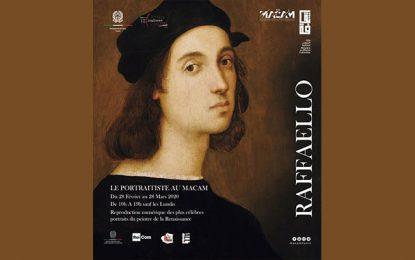 Cité de la culture de Tunis : «Raffaello, le portraitiste» à la galerie Macam