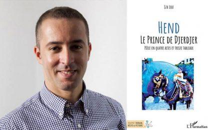 Sofiane Nait Mouloud présente son dernier livre à Tunis : ''Hend, le prince de Djerdjer''