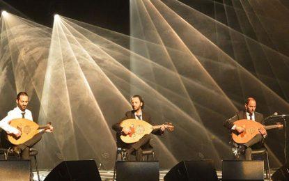 Emouvantes retrouvailles du Trio Joubran avec le public tunisien