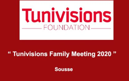 Tunivisions organise Family Meeting pour booster la culture entrepreneuriale chez les étudiants