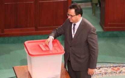 Zied Ladhari, le seul député Ennahdha a avoir voté contre le gouvernement Fakhfakh