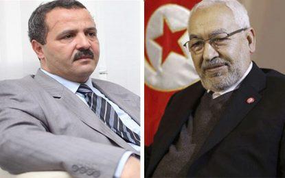 Mekki taclant Ghannouchi : «C'est aussi l'évaluation de son mandat qui motive notre demande de son départ»