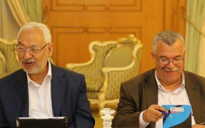 Bhiri accuse : «Ceux qui ont lancé la rumeur sur la détérioration de la santé de Ghannouchi sont jaloux du succès d'Ennahdha»
