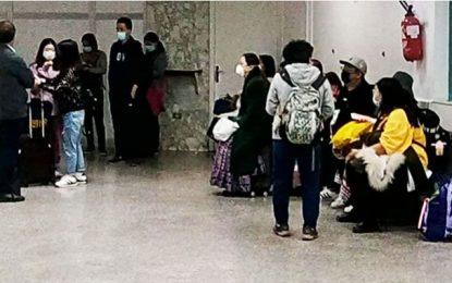 Coronavirus : des Chinois logés dans un hôtel à Tunis faute de liaisons aériennes
