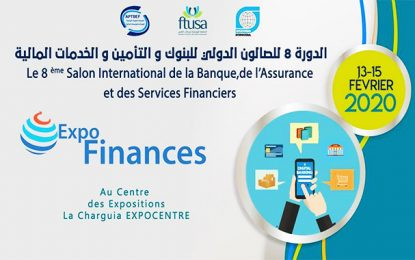 Tunisie : 8e édition du salon Expo Finances 2020