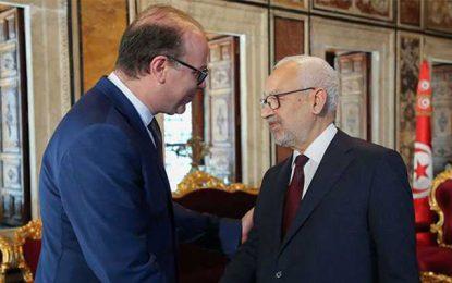 Ghannouchi : «A des moments, on a craint que le gouvernement Fakhfakh ne puisse pas avoir la confiance de l'Assemblée»