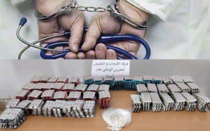 Un médecin de l'hôpital de Ghardimaou impliqué dans un réseau de contrebande de médicaments vers l'Algérie