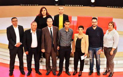 El Hiwar Ettounsi : Témoignages des Tunisiens revenus de Wuhan (Chine) dans l'émission «H'keyet Tounsiya»
