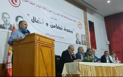 Tunisie : Noureddine Taboubi promet l'annonce d'un gouvernement dans les prochaines heures