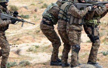Kasserine : Découverte d'un camp terroriste et saisie d'explosifs à Jebel Samama
