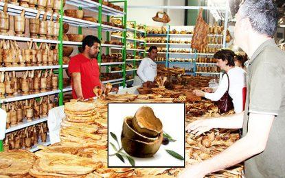 Création d'un village du travail artisanal du bois d'olivier à Sidi Bouzid