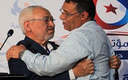Abdelhamid Jelassi décide de quitter Ennahdha