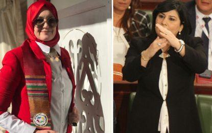 La députée Jaidane renvoyée du PDL pour avoir participé à un gala caritatif «avec des politiciens ayant voté pour le gouvernement Fakhfakh» !