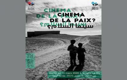 Festival Cinéma de la Paix 2020 : 20 ans de cinéphilie et de résistance