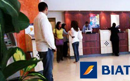 Biat annonce un produit net bancaire en hausse de 2,9% au 1er semestre 2020