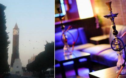 Coronavirus : La municipalité de Tunis interdit la chicha (narguilé) dans les cafés