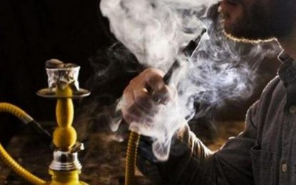 Tunis : Interdiction de la chicha pendant un mois et amende de 300 dinars