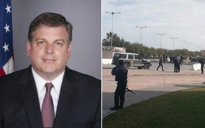 Attaque du Lac 2 : «Les forces sécuritaires ont été professionnelles et rigoureuses», affirme l'ambassadeur américain