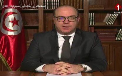 Coronavirus-Tunisie : Les mesures économiques et sociales annoncées par Elyes Fakhfakh (Vidéo)