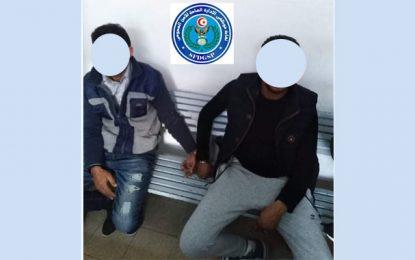 Viol d'une dame de 90 ans lors d'un cambriolage à Ezzahra : Deux individus arrêtés