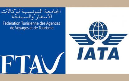 Billetterie aérienne : la FTAV appelle l'Etat tunisien à intervenir auprès de l'IATA
