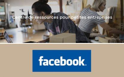 Facebook lance un centre de ressources pour les entreprises touchées par le coronavirus