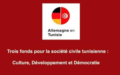 L'Allemagne lance des fonds pour la culture, le développement et la démocratie en Tunisie