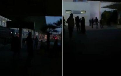 Gare de Tunis : Des voyageurs bloqués dans le train à cause d'un cas suspect de coronavirus (Vidéo)