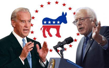 Primaires des Démocrates américains : Duel sans merci entre deux septuagénaires