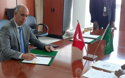 Kais Kabtani, nouveau délégué ambassadeur permanent de la Tunisie auprès des Nations-Unies