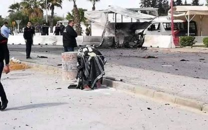 Tunis : Un terroriste se fait exploser au Lac 2