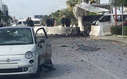 Officiel : Cinq policiers et une citoyenne blessés dans l'attentat kamikaze au Lac 2